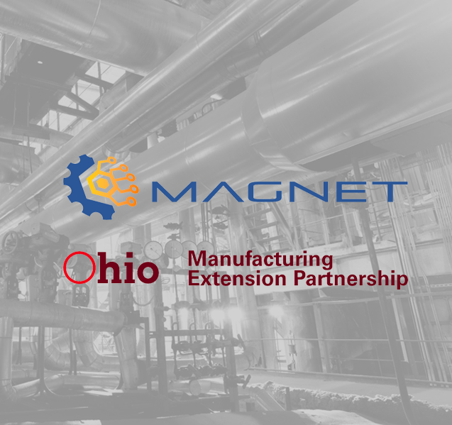 MAGNET Ohio MEP logo for Manufacturing Extension Partnership with Ignyte Assurance Platform