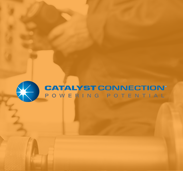 Catalyst Connection logo for Manufacturing Extension Partnership with Ignyte Assurance Platform